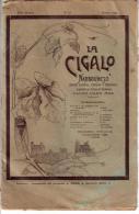 Narbonne -  La Cigalo Narbouneso - N° 73 -febrié 1924 - - Boeken, Tijdschriften, Stripverhalen
