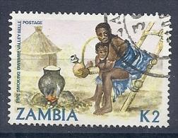 131007116  ZAMBIA  YVERT   Nº  243 - Zambia (1965-...)