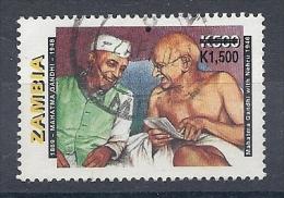 131007128  ZAMBIA  YVERT   Nº  1088X - Zambie (1965-...)