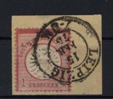 Deutsches Reich Michel No. 19 gestempelt used