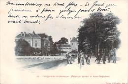 12 - Villefranche-de-Rouergue - Palais De Justice Et Sous-Préfecture - Villefranche De Rouergue