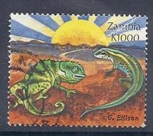 131007150  ZAMBIA  YVERT   Nº  1109 - Zambia (1965-...)