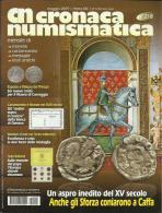 RIVISTA  CRONACA NUMISMATICA  N. 218  MAGGIO  2009 - Italiano