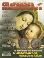 RIVISTA  CRONACA NUMISMATICA  N. 220  LUGLIO/AGOSTO  2009 - Italiano
