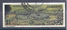 131007190  ZIMBABWE  YVERT   Nº  123 - Zimbabwe (1980-...)