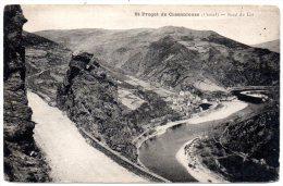 CP, 15, St PROGET DE CASSANIOUZE, Bord Du Lot, Vierge - Other Municipalities