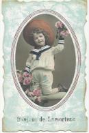 Bonjour De LAMORTEAU - Carte VPF Circulée En 1912 - Rouvroy