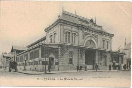 Carte Postale Ancienne De NEVERS - Nevers