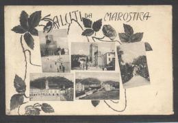 5883-SALUTI DA MAROSTICA(VICENZA)-1917-FP - Saluti Da.../ Gruss Aus...