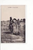 Zambie - Zambèze - Vannage Du Grain - Zambie