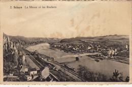 Sclayn - La Meuse Et Les Rochers, 1950 - Andenne