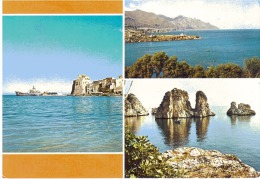 Golfo Di Castellamare E Scopello Viaggiata - Trapani