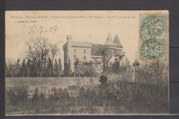 24 - Chateau De Puymartin - Vue De La Grande Façade - Sarlat La Caneda