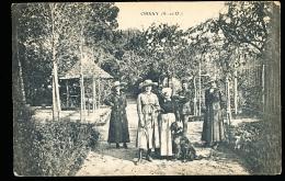 91 ORSAY / (une Famille En Promenade) / - Orsay