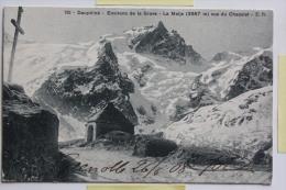 Dauphiné La Grave  Meije Chazelet - Non Classés