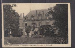 24 - Montignac - Chateau De Puy Robert - France