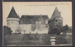 24 - Chateau De Puyferrat Par Saint Astier - France