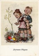 Arnulf - Joyeuses Pâques - Petite Fille, Garçon - Illustrators & Photographers