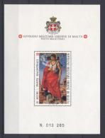Smom 1994 Sass. BF43 MNH/** VF - Sovrano Militare Ordine Di Malta