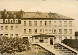 AK Lengefeld, Ferienheim Der Kaliwerke Bernburg - Lengefeld