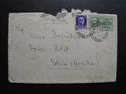 "ITALIA Regno Espressi -1932-33  ""Effigie"" £. 1,25  VERONA>ISTRIA (descrizione) - 1900-44 Vittorio Emanuele III"