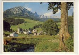 FILZMOOS - Gegen Dachstein    Panorama - Filzmoos