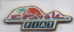 Auto Fiat , Estivale - Fiat