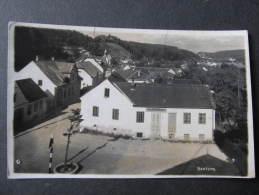 AK SAUTERN B.PITTEN NK Schuhwerkstätte  1941 //  D*8925 - Pitten