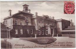 Surrey Addlestone St George College - Surrey