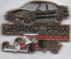 Auto F1  , Grand Prix Honda - Honda