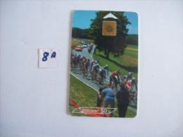 TOUR DE FRANCE - Le Tour De France 2001 Du 7 Juillet Au 29 Juillet - Telecartes France 50   Unités - Voir Photo (8a) - Sport