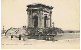 CPA 34* MONTPELLIER * Le Chateau D'eau - Montpellier