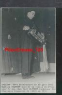 """87 Haute Vienne - AMBAZAC - """" PHOTO - Fête Folklorique 10/06/1962 - Martial CLEMENT Joue De La Vielle """" - Photography"""