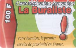 La Buraliste - 100 F - Frankrijk