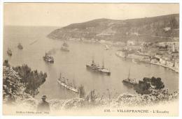 VILLEFRANCHE    ----   L' Escadre - Villefranche-sur-Mer