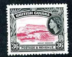 3935x)  Br Guiana 1954 - SG# 340 ~ Used - British Guiana (...-1966)
