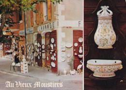 """""""AU VIEUX""""MOUSTIERS"""". MOUSTIERS SAINTE MARIE (dil38) - France"""