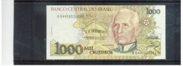 BRASILIEN  ,  BRAZIL  ,  1000 Cruzeiros  ,     Pick #231b - Brasilien