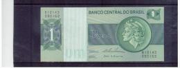 BRASILIEN  ,  BRAZIL  ,  1   Cruzeiro  ,   Prefix B  ,    Pick #191b - Brasilien