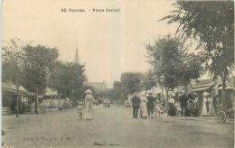 17 FOURAS PLACE CARNOT ANIMEE - Fouras-les-Bains