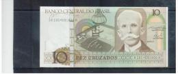 BRASILIEN  ,  BRAZIL  ,  10 Cruzados  ,     Pick #209 - Brasilien