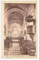 80 - AULT (Somme) - Intérieur De L´Eglise - Ed. ND N° 263 édition Lignier - Ault