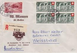 1947 Svizzera - Pro Patria - Pro Patria