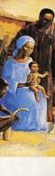 La Natività (santino Segnalibro Con Preghiera) - Santini
