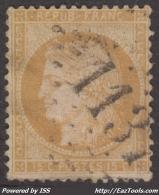 *PROMO* GC 1137 (Corné, Maine-et-Loire (47)), Cote 11€ - 1849-1876: Klassieke Periode