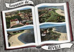 Souvenir De Reville : La Pointe De Saire - La Pointe De Jonville - France