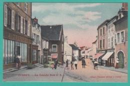 JUSSEY --> La Grande Rue - Autres Communes