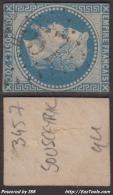 *RARE* GC 3457 (Sousceyrac, Lot (44)), Cote 90€ - 1849-1876: Classic Period