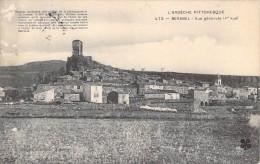 MIRABEL - Vue Générale 1ère Vue - France