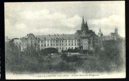 Cpa  Du 85 Chavagnes En Paillers Maison Mère Des Religieuses   ...  Saint Fulgent La Roche Sur Yon    MABT24 - La Roche Sur Yon